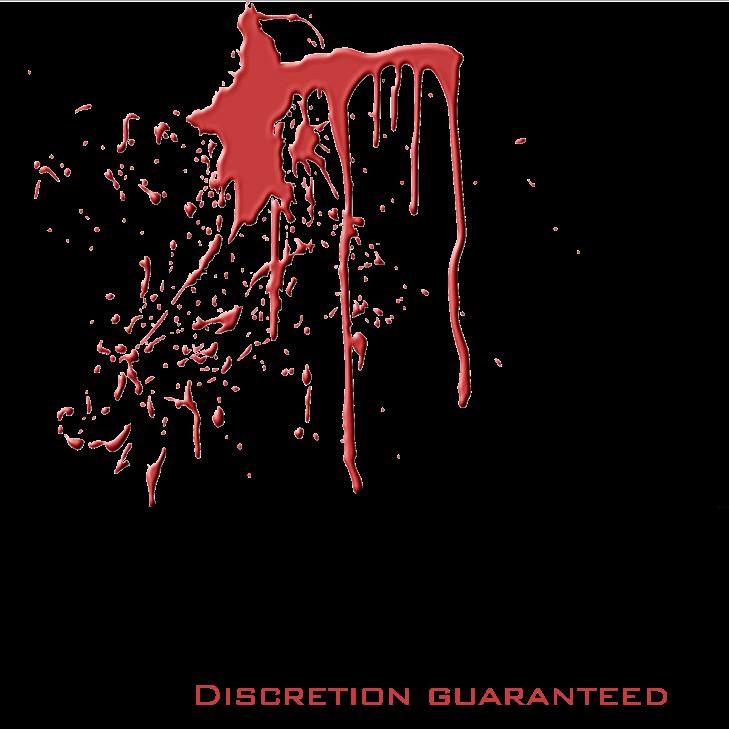 DD Blood spatter